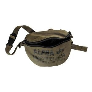 Saszetka Alpha Industries hip case Cargo Canvas Waist Bag olive