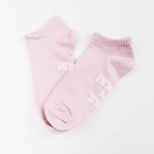Skarpetki Mass Denim socks Kiss No Show pink SS 2017