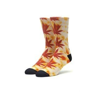 Skarpety HUF Digital Plantlife Crew Sock pizza