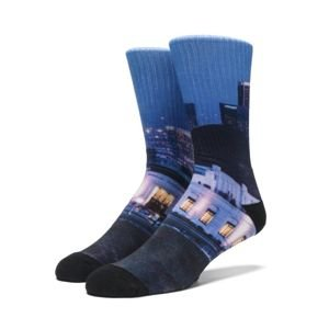Skarpety HUF Griffith Crew Socks multi