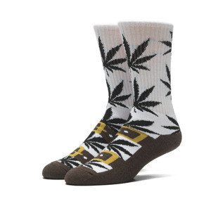 Skarpety HUF Recreational Plante Crew Sock brown birk