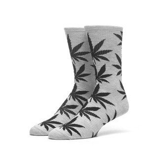 Skarpety Huf Plantlife Lite Crew Sock grey heather