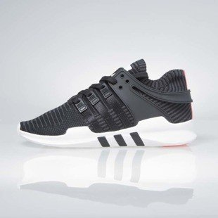 Sneakers buty Adidas Originals Equipment Support ADV Primeknit black / white / turbo BB1260