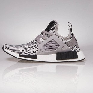 Sneakers buty Adidas Originals NMD_XR1 PK black / grey / white BY1910
