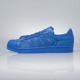 Sneakers buty Adidas Originals Superstar blue (B42619)