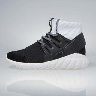 Sneakers buty Adidas Originals Tubular DOOM black / black - white (BA7555)