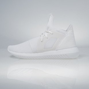 Sneakers buty Adidas Originals Tubular Defiant WMNS white BB5116
