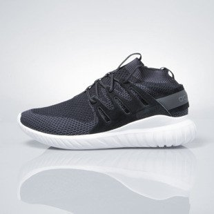 Sneakers buty Adidas Originals Tubular Nova PK black / dark grey / white S80110