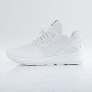 Sneakers buty Adidas Tubular Runner Wave white / white / core Black (S83141)