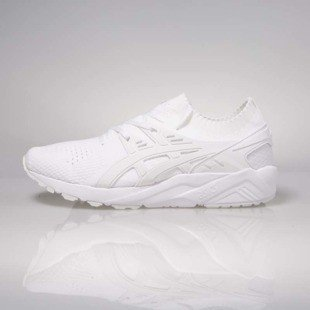 Sneakers buty Asics Gel-Kayano Trainer Knit white / white H705N-0101