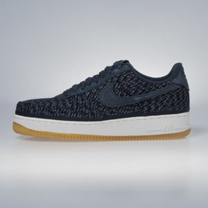 Sneakers buty Nike Air Force 1 '07 Indigo armory navy / armory navy 917825-400