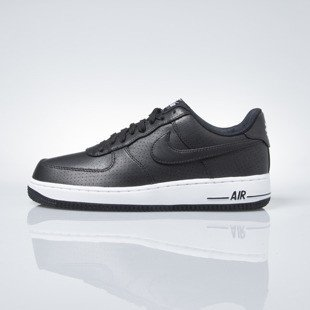 Sneakers buty Nike Air Force 1 '07 LV8 black / black-white (718152-014)