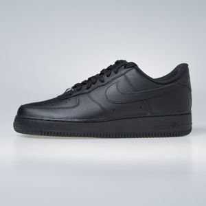 Sneakers buty Nike Air Force 1 '07 Low black (315122-001)