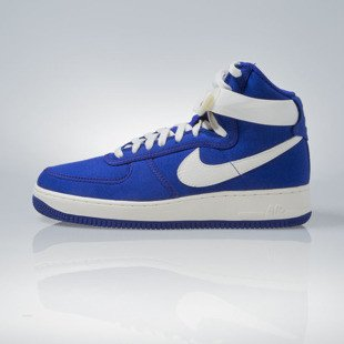 Sneakers buty Nike Air Force 1 High Retro concord (832747-400)