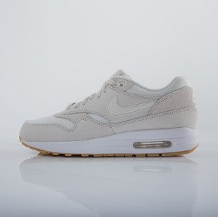 Sneakers buty Nike Air Max 1 Essential phantom / phantom - white (537383-055)