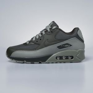 Sneakers buty Nike Air Max 90 Essential sequoia / sequoia - dark stucco  537384-308