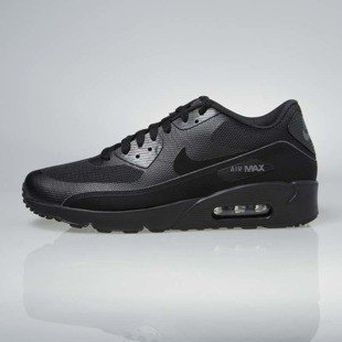 Sneakers buty Nike Air Max 90 Ultra 2.0 Essential black / black - black - dark grey 875695-002