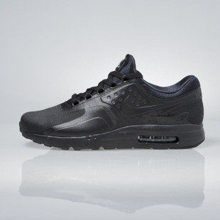 Sneakers buty Nike Air Max Zero Essential black / black-black 876070-006
