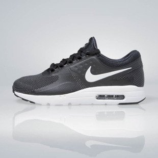 Sneakers buty Nike Air Max Zero Essential black / white-dark grey 876070-004