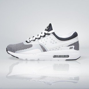 Sneakers buty Nike Air Max Zero Essential black / white-wolf grey 876070-005