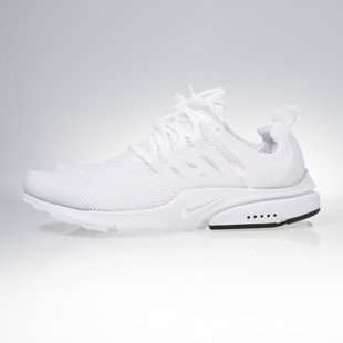 Sneakers buty Nike Air Presto white / white-black (848132-100)