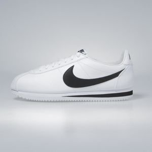 Sneakers buty Nike Classic Cortez Leather white / black 749571-100