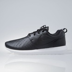 Sneakers buty Nike Roshe Nm Lsr black / black-white (833126-001)