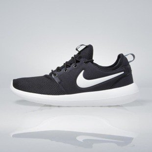 Sneakers buty Nike Roshe Two black / white-anthracite-white 844656-004