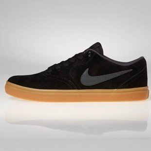Sneakers buty Nike SB Check Solar black / anthracite 843895-003