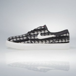 Sneakers buty Nike SB Stefan Janoski Warmth black / ivory-gym red 685277-016