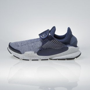 Sneakers buty Nike Sock Dart Se Premium midnight navy 859553-400