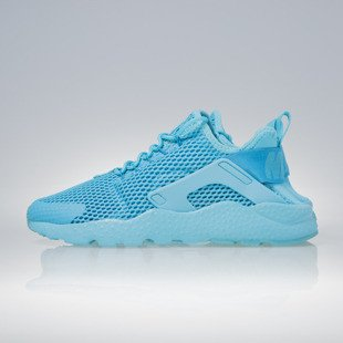 Sneakers buty Nike WMNS Air Huarache Run Ultra BR gamma blue / gamma blue (833292-400)