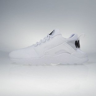 Sneakers buty Nike WMNS Air Huarache Run Ultra white / white-black (819151-101)