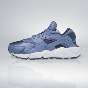 Sneakers buty Nike WMNS Air Huarache Run ocean fog / midnight navy-white 634835-406