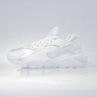 Sneakers buty Nike WMNS Air Huarache Run white / white (634835-108)