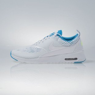 Sneakers buty Nike WMNS Air Max Thea Em white / white-blue (833887-100)