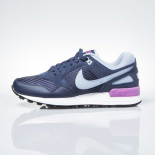 Sneakers buty Nike WMNS Air Pegasus '89 midnight navy / blue grey (84488-402)