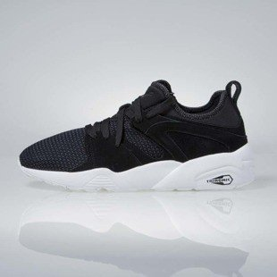 Sneakers buty Puma Blaze of Glory Soft Tech black / white / navy 364128-01