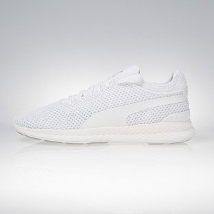 Sneakers buty Puma Ignite Sock Knit white / white 361060-04