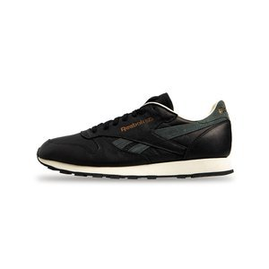 Sneakers buty Reebok Classic Leather LS black / burnt sienna / ashgrey BS5079