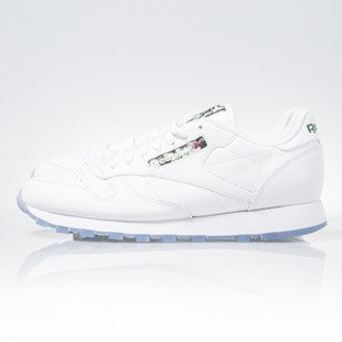 Sneakers buty Reebok Classic Leather White / Ice (V67855)