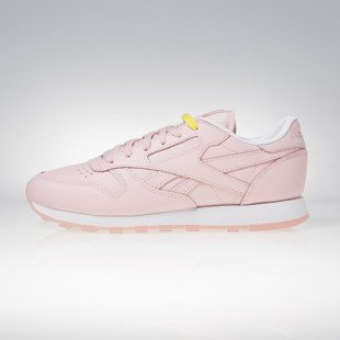 Sneakers buty Reebok Classic WOMEN CL Leather Face genius /clarity / wonder BD1327