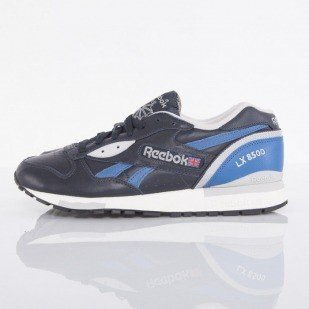 Sneakers buty Reebok LX 8500 navy / steel / blue