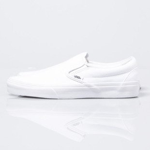 Sneakers buty Vans Classic Slip-On true white (VN-0EYEW00)