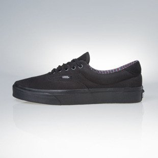 Sneakers buty Vans ERA 59 Cord & Plaid black / black (VN0003S4JSB)