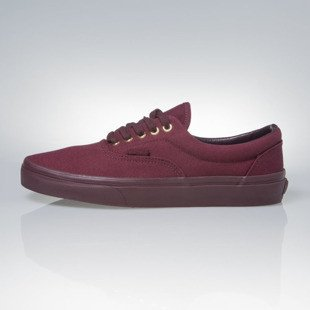 Sneakers buty Vans ERA Gold Mono port royal (VN0003Z5JRR)