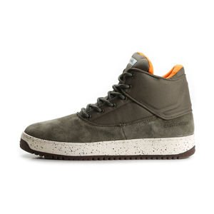Sneakers buty zimowe Cayler & Sons Shutdown army green / flight orange / cream
