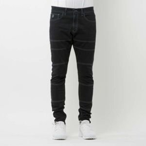 Spodnie Backyard Cartel Jeans Crust black SS2017