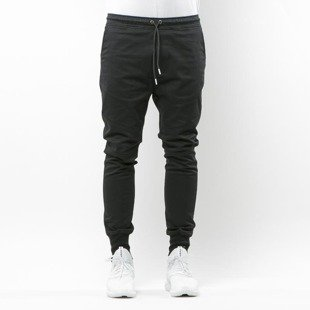 Spodnie Phenotype Knitted Welt Sneaker Pants 2.0 black