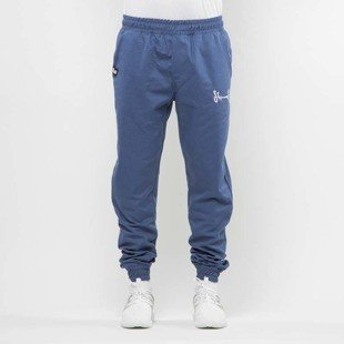 Spodnie Stoprocent pants Jogger blue